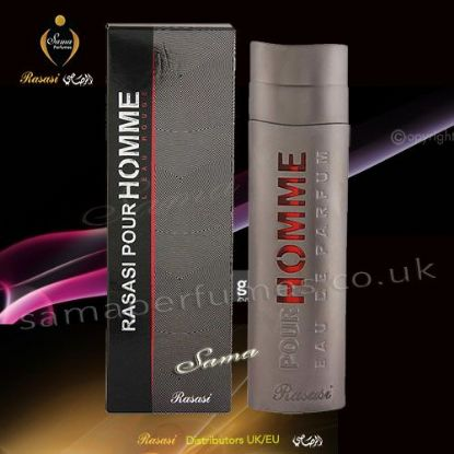 RASASI POUR HOMME L EAU ROUGE EDP 60ml - Rasasi UK & EU Official Distributors